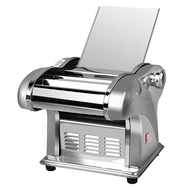 壓麵器 壓麵機壓面機家用電動全自動小型多功能不銹鋼新款商用餃子皮面條機