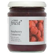 Tesco Finest Raspberry Conserve 340g