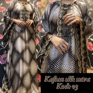 Premium silk Kaftan
