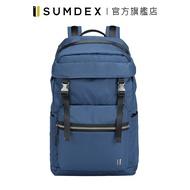 Sumdex 都會旅行休閒後背包 NON-794BU 藍色 官方旗艦店