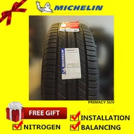 Michelin Primacy SUV tyre tayar tire(With Installation)215/65R16 225/65R17 235/65R17 235/60R18(3ST SUV) 245/70R16 265/70R16