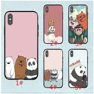 We Bare Bears For Huawei Honor10 NOVA3E mobile phone case