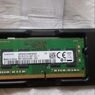 三星記憶體DDR4 2400T 4G