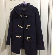 UNIQLO牛角大衣外套