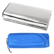Foldable Folding Sleeping Mattress Mat Pad Waterproof Aluminum Foil EVA Outdoor Camping Mat Inflatable Mattress
