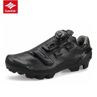 Original (in stock)SANTIC MTB Rotating ButtonShoes For Eggbeater Shimano SPD System