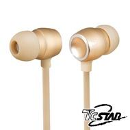TCSTAR 重度搖滾迷入耳式耳機麥克風TCE5070CG