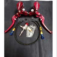 Brembo Brake Master + Hydraulic Clutch Ninja Vixion R15 R25 Xabre Cbr Etc.