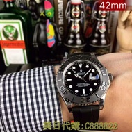 {美日代購}19新款 現貨  ROLEX 男錶 勞力士男錶 勞力士水鬼王 男士腕錶 勞力士遊艇名仕型系列腕錶 精品腕錶