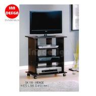 Belle  3 Tier TV Rack/ TV Cabinet/ TV Console