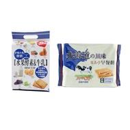 新世紀 北海道特濃牛奶早餐餅 水果酵素牛奶餅