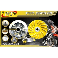 ORIGINAL JVT PULLEY SET FOR NMAX AEROX