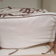 Lori's長版超厚嬰兒床圍 可拆式外罩