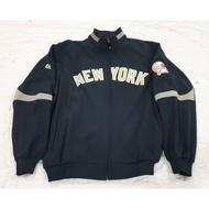 MLB Majestic New York Yankees 大聯盟 紐約 洋基隊 王建民 球員版 實戰 棒球 外套
