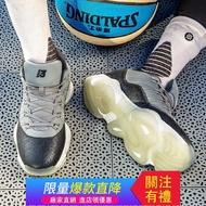 Iverson/艾弗森籃球鞋男低幫緩震耐磨球鞋學生艾佛森戰靴后衛AJ11。51214