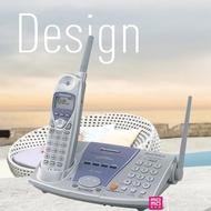【Panasonic 國際牌】2.4GHz 雙撥號長距離數位無線電話(KX-TG2700S)