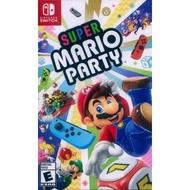 【Nintendo 任天堂】NS Switch 超級瑪利歐派對 中英日文美版(Super Mario Party)