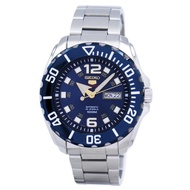 Seiko 5 Sports SRPB37J1 Automatic Baby Monster Stainless Steel Men's Watch