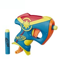 《 NERF 樂活打擊 》NERF漫威英雄超微掌心雷 - 驚奇隊長