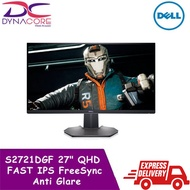 """【*24-HR DELIVERY】DYNACORE - Dell S2721DGF 27"""" QHD FAST IPS FreeSync Anti Glare Gaming Monitor"""