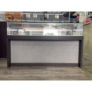 吉田二手傢俱❤玻璃展示櫃 玻璃展示櫃台 手錶櫃 精品櫃 飾品櫃 珠寶櫃 3C櫃 手機櫃 櫥櫃