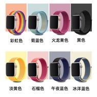 Original ใช้ Applewatch Apple นาฬิกา Iwatch6 Se ไนลอน-3-4-5รุ่น38-42-40-44มม