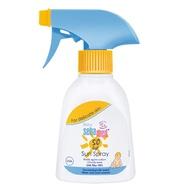 Sebamed Baby施巴5.5 嬰兒防曬保濕乳液SPF50 200ml