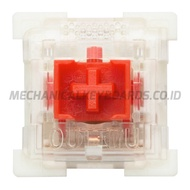 Outemu Low-Profile Dustproof Red SMD RGB Switch (Linear - Plate Mount)