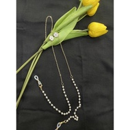 2 IN 1 MASK CHAIN/STRAP WITH EXTENDER FOR HIJAB