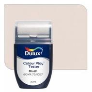 สีขนาดทดลอง Dulux Colour Play™ Tester - Blush 80YR 75/057