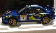 [SCT] AUTOart 89790 SUBARU IMPREZA WRC 1997 #3 (優惠特賣