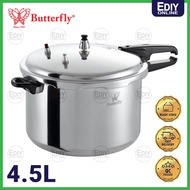 Butterfly Bpc-20a Gas Pressure Cooker (4.5l) High Pressure Cooker