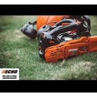 "Echo CS2511 TES-10"" chainsaw kecil ringan, light weight chainsaw, top handle chainsaw echo CS2511"