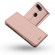 OnePlus 5T Case,Radoo® Premium New Style PU Leather [Ultra-slim] Flip Wallet Case With TPU Shockproof Inner Shell [With Card Slot] [Magnetic Closure] Stand Function Folio Flip Book Full Body Protection Case Cover For OnePlus 5T             (Rose gold)