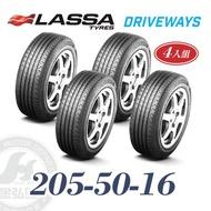 LASSA DRIVEWAYS 205-50-16 4入組