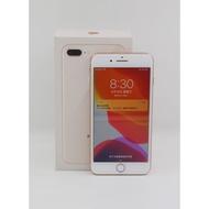 【 青蘋果】 Apple iPhone8 Plus 64G 金 二手手機 #BG132