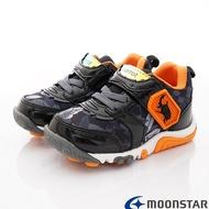 日本月星Moonstar機能童鞋Carrot系列寬楦公園玩耍防潑水速乾鞋款22626黑(中小童段)SUPER SALE樂天購物節