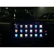 三菱 ZINGER 10吋安卓主機 音樂 USB 手機互聯 WIFI 藍牙電話