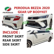 PERODUA BEZZA 2020 GEAR UP BODYKIT SKIRTING