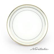 【NORITAKE】花舞春風金邊淺圓盤(金-27cm)