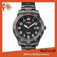 นาฬิกา นาฬิกา casio นาฬิกาข้อมือ นาฬิกาผู้ชาย นาฬิกา g shock Timex TM-TW2P61600 นาฬิกาข้อมือผู้ชาย สายสแตนเลส แบบยืด สีดำ ของแท้ 100% ราคาถูก