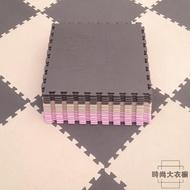 【40片裝】泡沫地墊拼圖地毯臥室鋪地板墊子兒童爬行墊拼接爬爬墊
