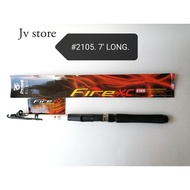 Fishing Rod Pioneer FireXC [2105]
