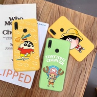 Cartoon Cover For OPPO R7S R11S Plus Reno Renoz F9 Pro A7X U1 One Piece Cute Patterned Soft Case