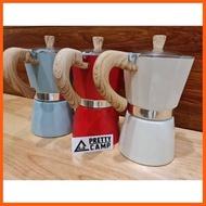 """SALE"""" เครื่องทำกาแฟ โมก้าพอต moka pot อุปกรณ์สำหรับทำกาแฟ ที่ทำกาแฟเอนกประสงค์ กาสำหรับต้มกาแฟ ที่ทำกาแฟ กาแฟ กีฬาและกิจกรรมกลางแจ้ง การตั้งแค้มป์และเดินป่า"""