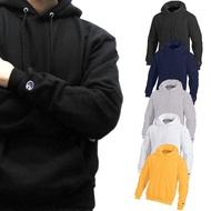Champion 冠軍 S700  袖口Logo 美版 刷毛 連帽帽T 黑/白/麻灰/藏青/金 Q4現貨