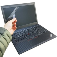 【Ezstick】Lenovo ThinkPad T460P 指紋機 靜電式筆電LCD液晶螢幕貼(可選鏡面或霧面)