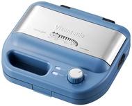 風格講室 台灣公司貨 Vitantonio VWH-50 VWH-500-LS VWH-500B VWH-50B VWH-50B-R 鬆餅機 可定時 自動斷電 內附帕尼尼 方格 烤盤