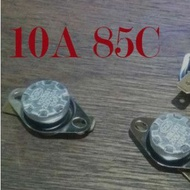 Thermostat No Normally Open Fuse 85c 10a Thermofuse Kol Ksd301 Ksd 301