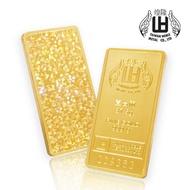 黃金條塊 金條 9999純金 壹台兩 37.5公克 晶漾鑽石金飾JingYang Jewelry